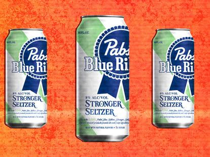 And pabst blue ribbon is making hard coffee. PBR Hard Seltzer: Where to Buy Pabst's Stronger Seltzer - Thrillist