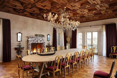 Simply Sumptuous 25 Amazing Mediterranean Dining Rooms