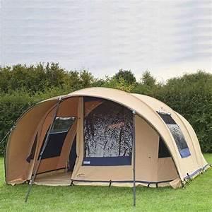 Reparation Toile De Tente : awaya 370 tente de camping cabanon ~ Melissatoandfro.com Idées de Décoration