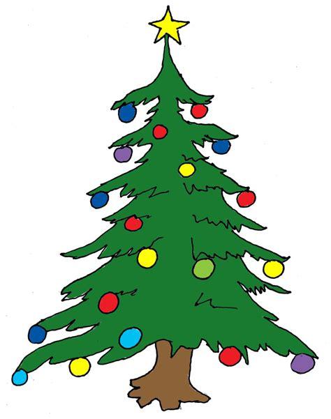 christmas tree clip art  clipartioncom