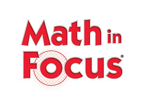Math In Focus  Perkiomen Valley School District