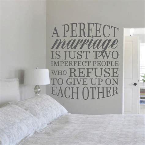 Master Bedroom Wall Decals Quotes by 78 Best Ideas About Master Bedrooms On