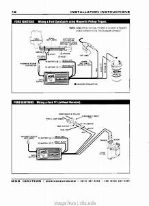 Msd 6a Wiring Diagram Gm Simple     3711059912 A3e03d7efe