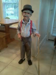 100th Day of School Old Man Costume