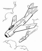 Fighter Coloring Aircraft Pages Plane Jet Amd Military Drawings Mig Sheets Drawing Print Planes Clipart Colouring Phantom Fresco Tornado Popular sketch template