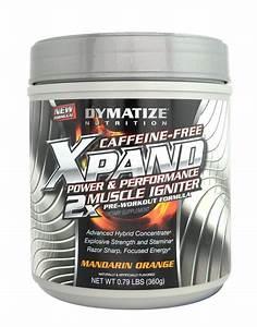 Xpand X2 Pre Workout Review