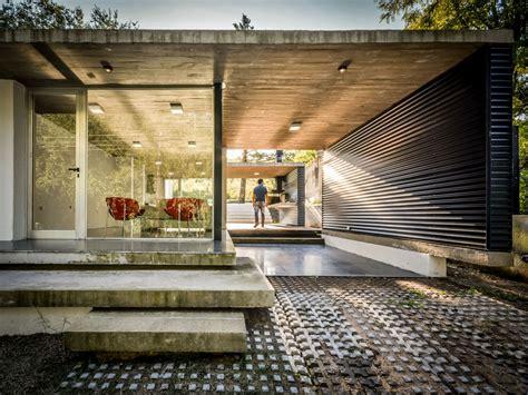 Moderne Häuser Innenarchitektur by Transparenter Container Wohnhaus In Alta Gracia