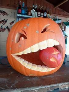 Tete De Citrouille Pour Halloween : les 25 meilleures id es de la cat gorie citrouilles d 39 halloween sur pinterest sculpture sur ~ Melissatoandfro.com Idées de Décoration