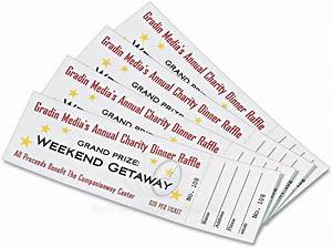 7 best images of avery raffle tickets printable avery With avery event ticket template