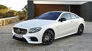 Coupe Mercedes : 2018 mercedes benz e class coupe first drive review ~ Gottalentnigeria.com Avis de Voitures