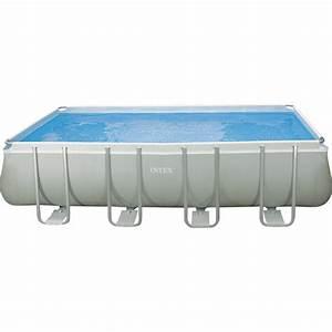 Piscine Le Roy Merlin : piscine hors sol tubulaire ultra silver intex ~ Dailycaller-alerts.com Idées de Décoration