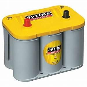 Optima Battery Redtop 6 Volt 8010