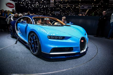 Bugatti Chiron Top Speed by 2018 Bugatti Chiron Gallery 668295 Top Speed