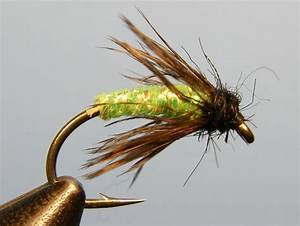 It Works Diamond Chart Green Caddis For Steelhead And Salmon And How To Tie