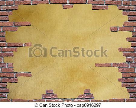 clipart pergamena mattone pergamena cornice cornice antico mattone