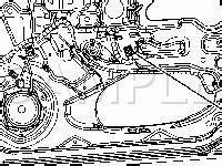 2007 Chevrolet Aveo Parts Location Pictures  Covering