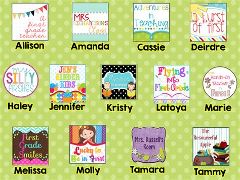 Firstie Friends Product Swap, New Blog Design, And A