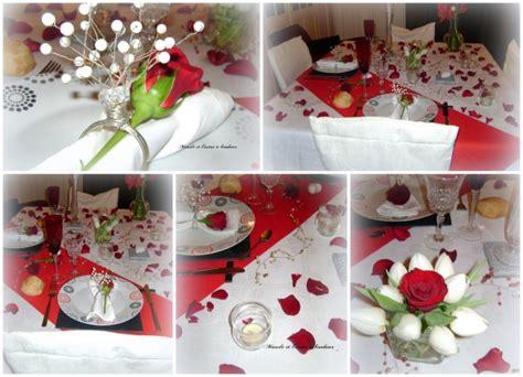Des Idées De Tables Pour Fêter L'amour
