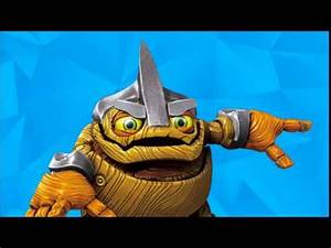 SHIELD SHREDDER - Extended | Skylanders Trap Team Music ...