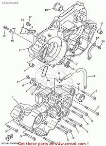 1997 Yz25engine Diagram