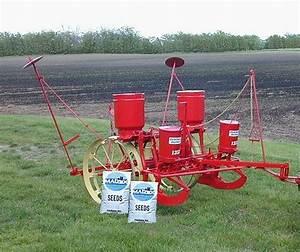 Blackhawk Corn Planter  1950 U0026 39 S  By Bredlo  Via Flickr
