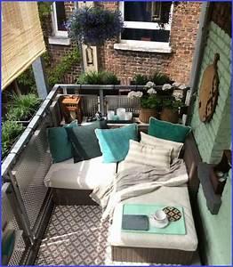 Ideen Für Kleinen Balkon : kreative balkon ideen ~ Eleganceandgraceweddings.com Haus und Dekorationen