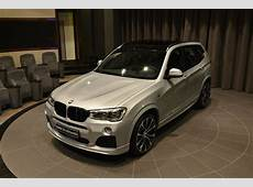 Do M Performance Parts Work a BMW X3 as Well? autoevolution