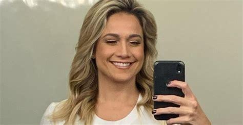 Fernanda Gentil celebra o Dia do Jornalista e relembra ...
