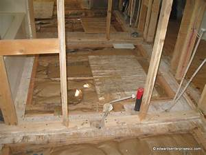 flooring repair With sub flooring repair