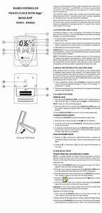 Oregon Scientific Higlo Rm832a User Manual