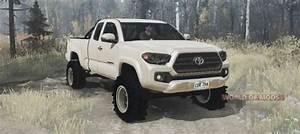 Toyota Tacoma Trd Off