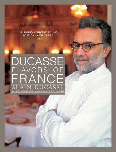 grand livre de cuisine alain ducasse alain ducasse habla de tecnología terruño y bebidas