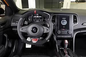 Renault Mégane 4 Rs : renault m gane 4 rs 2017 la sportive en direct du salon de francfort photo 4 l 39 argus ~ Medecine-chirurgie-esthetiques.com Avis de Voitures