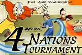 Avatar - 4 Nations Tournament Game - Play Free Avatar The ...