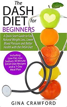 DASH Diet:The DASH Diet for Beginners - A DASH Diet QUICK