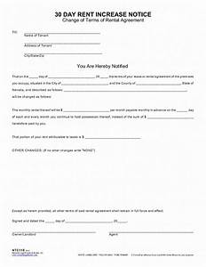 rent certificate form share certificate template free With 30 day rental notice template