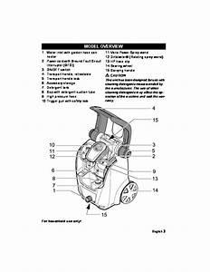 K U00e4rcher K 3 96 M Electric Power High Pressure Washer