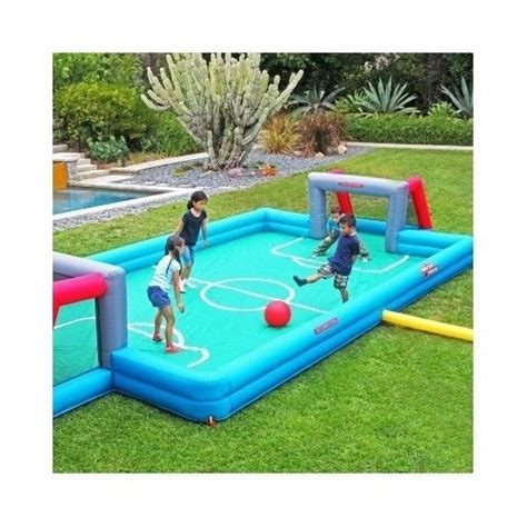 Backyard Gifts by Outdoor Soccer Field Futbol Goal