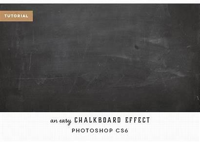 Chalkboard Photoshop Effect Tutorial Create Mihalik Nikki