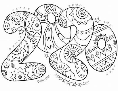 Coloring Pages Printable Calendar Chinese Philippines Russia