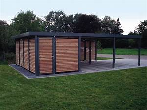 Carport Metall Bausatz : carport aus metall metall carport holz ziller ~ Whattoseeinmadrid.com Haus und Dekorationen