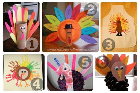 25 preschool thanksgiving crafts make a thanksgiving turkey 228 | Kelli B 1 6