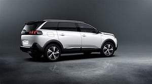 308 7 Places : peugeot 5008 2 2017 les photos officielles du suv 7 places photo 6 l 39 argus ~ Gottalentnigeria.com Avis de Voitures