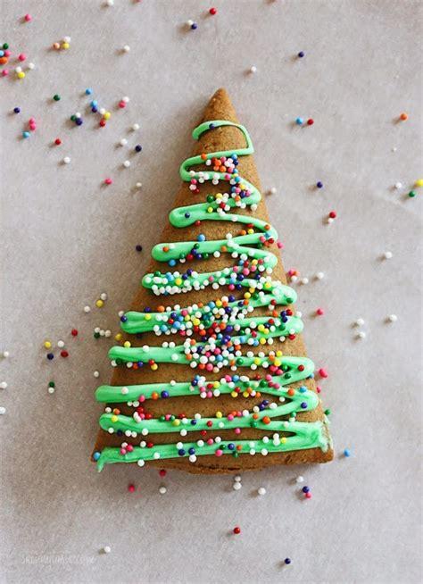 gingerbread christmas tree cookies skinnytaste