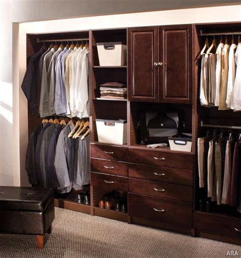 Best Closet Storage Systems by Best 25 Wood Closet Organizers Ideas On Cube