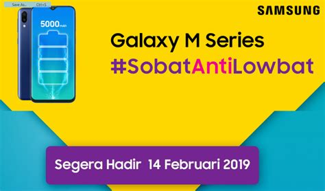 samsung galaxy m20 launching in indonesia february gizmochina