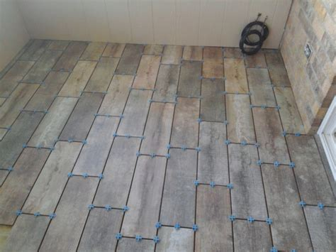barn wood tile flooring 1000 images about master suite renovation on pinterest