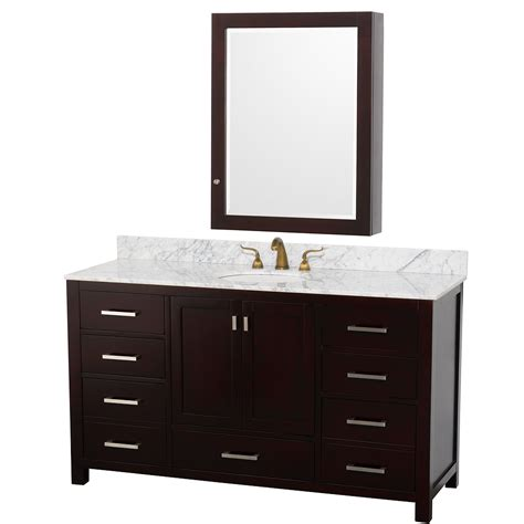 bathroom vanity mirror cabinet wyndham collection 60 inch abingdon bathroom vanity wc