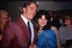 Arnold Schwarzenegger And Maria Shriver Aging Timeline (10 ...