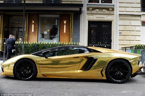 cars lamborghini gold abdul 39 s blog photos 6 million gold lamborghini spotted